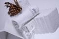 Eliya 70x140 Customized White Bath Towel Sets Egyptian Cotton For Hotel 5
