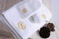 Eliya 100 cotton yarn dyed hotel terry