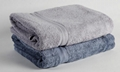 Eliya Hotel white color bath towel for bathroom, comfortable hotel towel 2