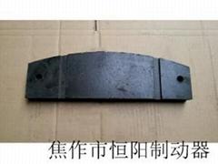 SB400钳盘式制动器摩擦片高耐磨刹车片