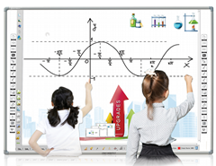 smart interactive whiteboard cheap supplier touch screen