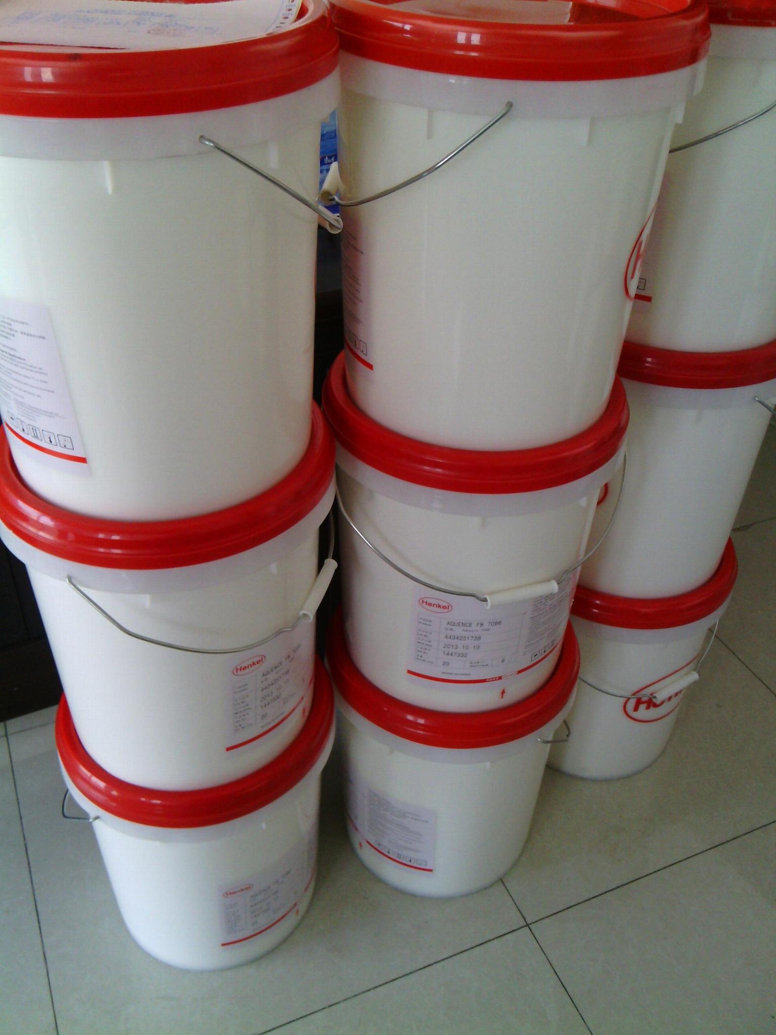 鐳射&光油面彩盒粘接用膠漢高7086 1