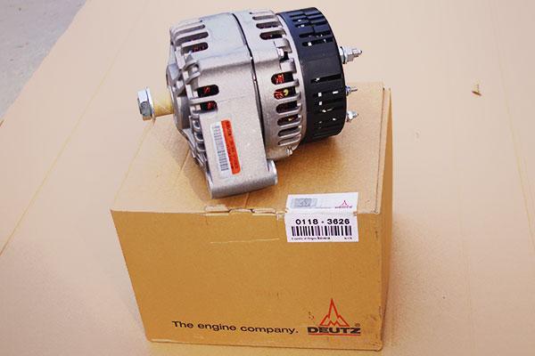 DEUTZ Engine Generator 1