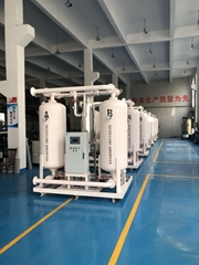 Heated Blower Purge Desiccant Air Dryer
