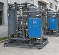 Compressed Heat Purge Desiccant Air Dryer