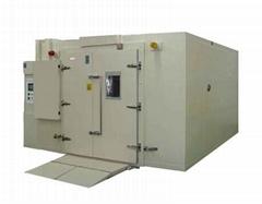 步入式voc氣候採集試驗室甲醛voc檢測箱組件混合氣體試驗箱