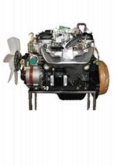 toyota 4y carburetor engine