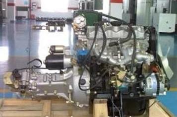 鈴木465Q發動機 1