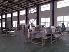 叠螺式污泥脱水机(LH131)轻巧耐用