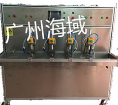 四工位安全洩壓閥常規性能測試台