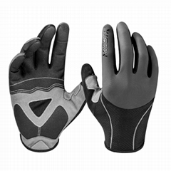 Custom riding bicycle gloves mountain bike gloves cycling gloves for men's woman