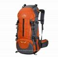 50L(45+5) Waterproof Hiking Backpack -
