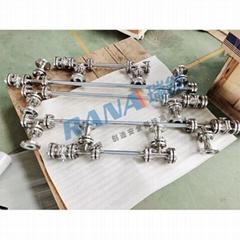 鋼襯四氟管件