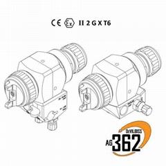 特威DeVilbissAG-362自動噴槍高霧化噴槍木工傢具