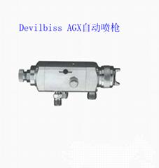 特威DeVilbissAGX自動噴槍高霧化噴槍木工傢具噴槍