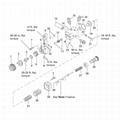 特威DeVilbissAGX自動噴槍高霧化噴槍木工傢具噴槍 3