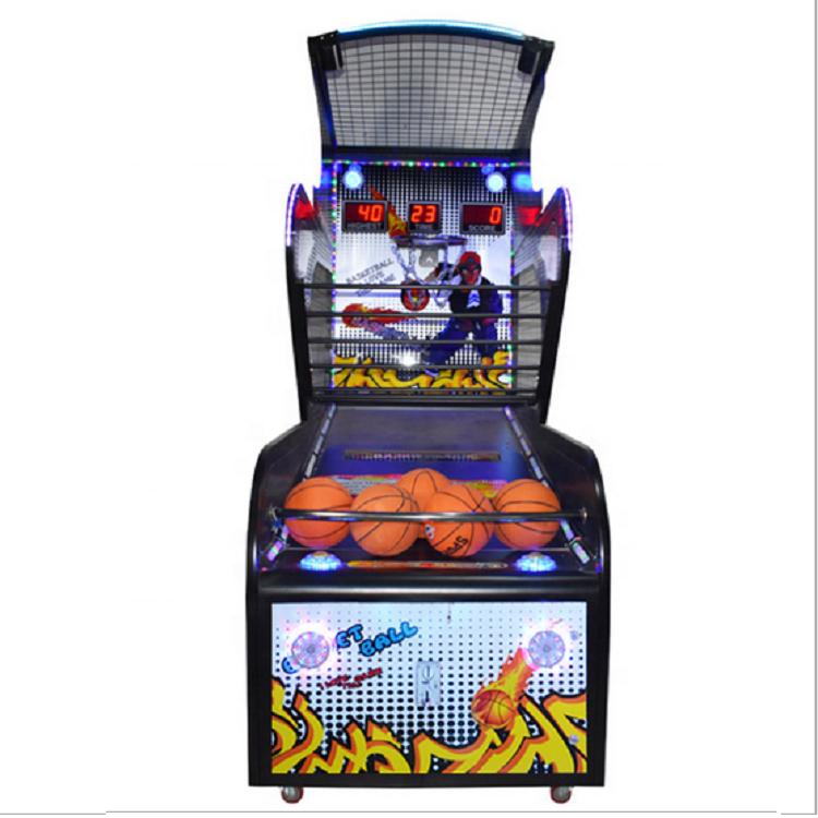 豪華籃球機 1