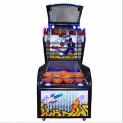 basketball arcade  shooting  machine game machine luxury
