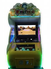 新款32寸欢乐投球游戏机