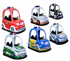 battery operated bumper car kids ride for theme amusement park