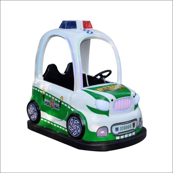 新款儿童电玩电瓶碰碰车游戏机 4