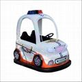 新款儿童電玩電瓶碰碰車遊戲機 5