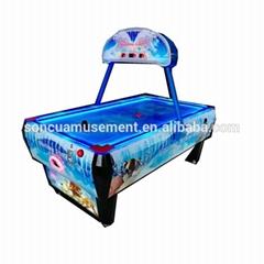 空氣曲棍球桌遊戲機