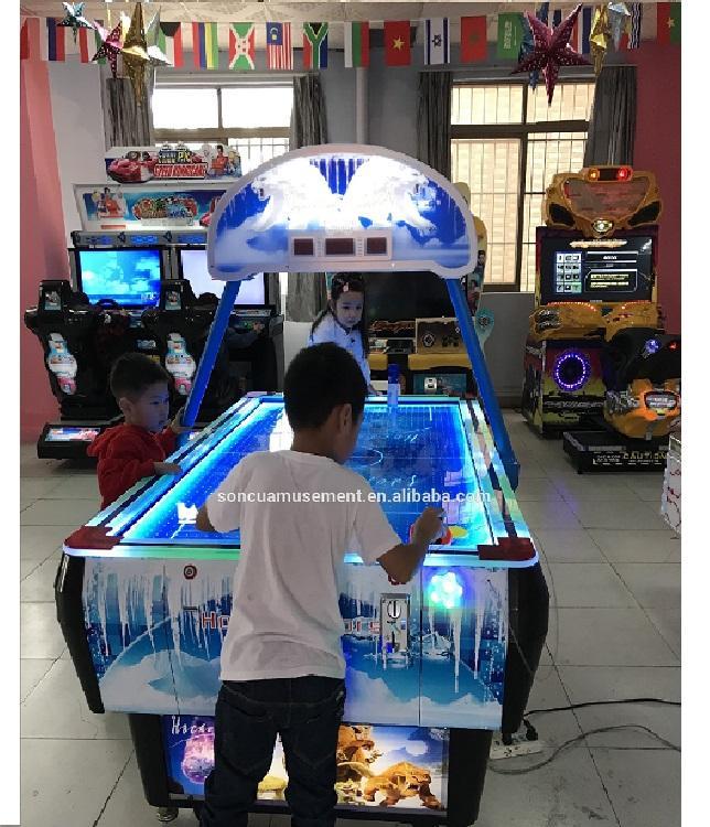 空氣曲棍球桌遊戲機 2