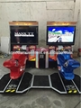 双人TT摩托街机赛车游戏机 2