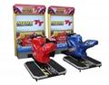雙人TT摩托街機賽車遊戲機