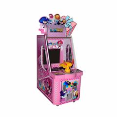 Shooting ball game machine