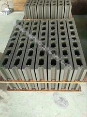 供應山東省免燒環保磚機空心磚機出口貿易