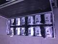 New Design Mini DJ Par QUAD Wireless Battery Powered DMX  LED  Stage Truss Par  5