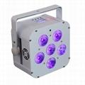 119 dj uplight with battery wireless