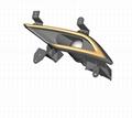 汽车导航面板激光抄数 三维绘图 逆向设计 3