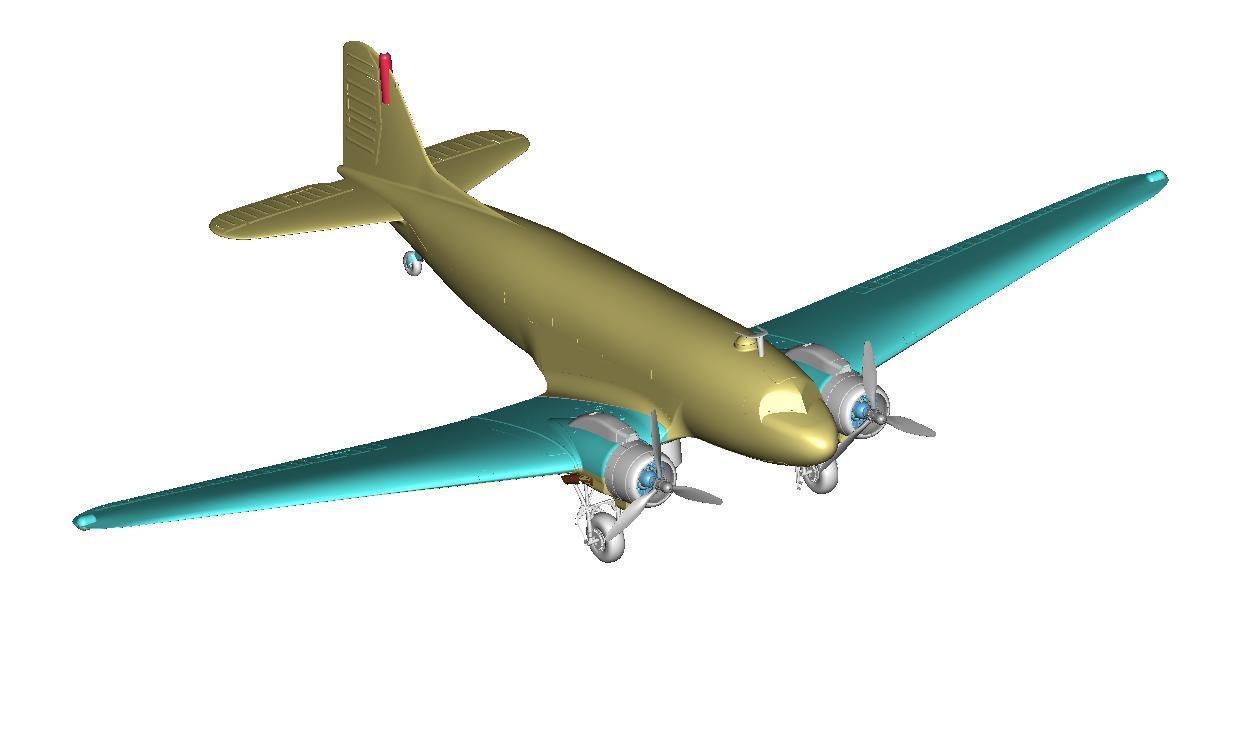 广州塑料五金玩具类产品抄数设计3D 1
