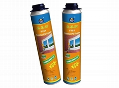 Sunrise F181 polyurethane adhesives sealants for Windows and Doors Installation