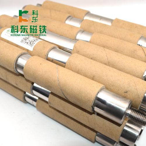 科東強磁力棒25x300mm陶瓷冶金除鐵器 1