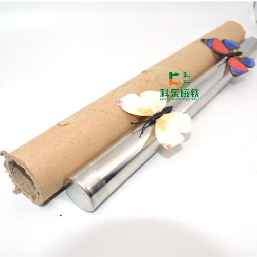 科東強磁力棒25x300mm陶瓷冶金除鐵器 2