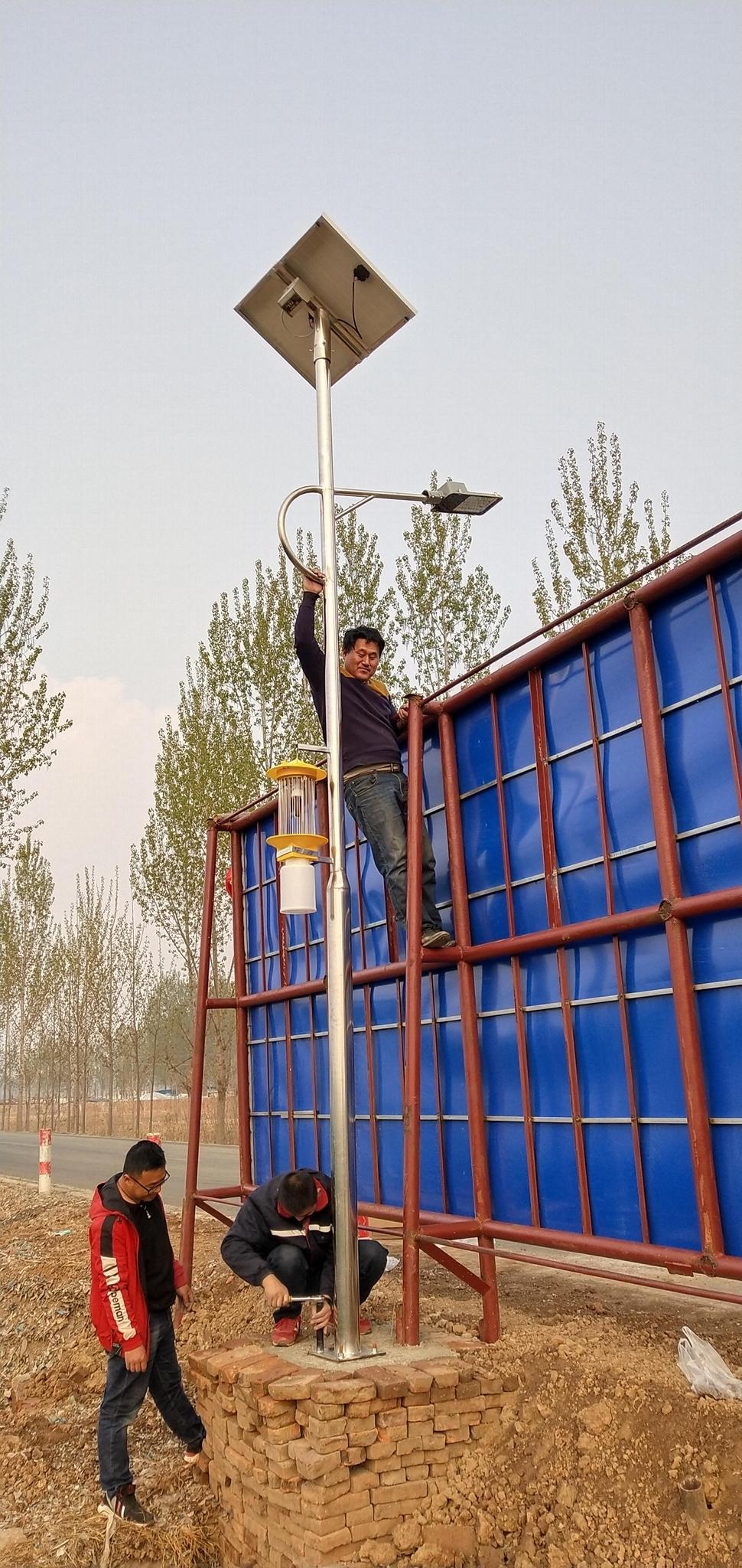 太陽能路燈景觀燈庭院燈地埋燈工礦燈廠家直銷 3