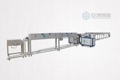 广东臣泽LED软灯带硅胶挤出生产线