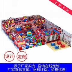 儿童室內淘氣堡