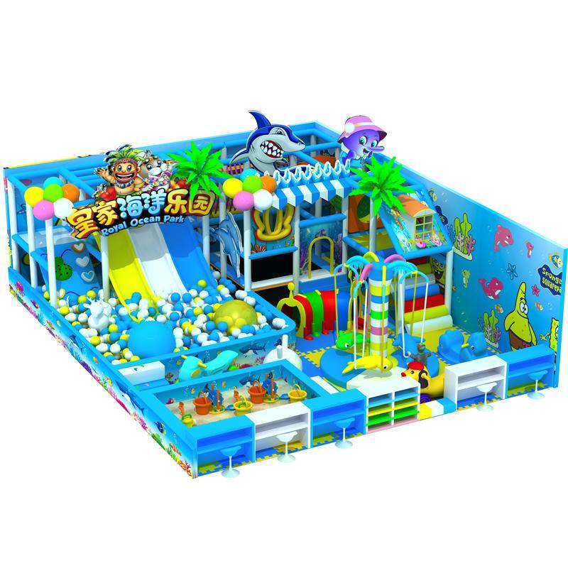 儿童室內淘氣堡 3