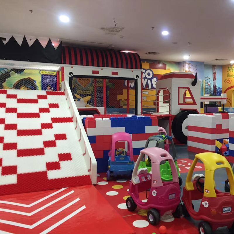 儿童室內淘氣堡 5