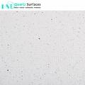 家用和商用白色石英地板磚 1