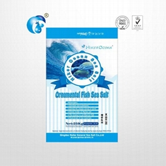 Ornamental fish sea salt