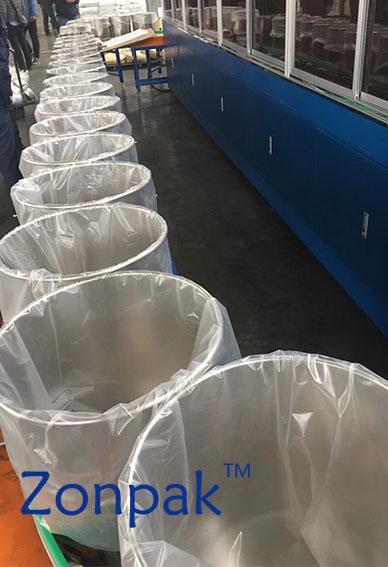 Low Melt Bags for Rubber Conveyor rubber Belt Manufacture 5