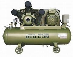 日立BEBICON無油活塞式壓縮機11OP-9.5G5C