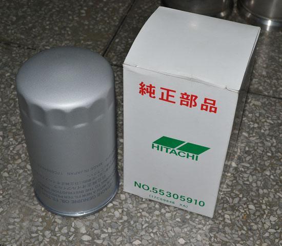 日立空壓機機油濾清器59305910 1