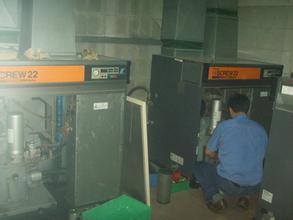 日立空压机维修 4